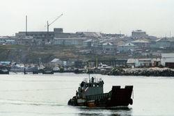 В 500 метрах от берега  Южных Курил утонули 10 пограничников