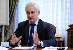 Санкции ЕС и США позволят России урегулировать бизнес – Белоусов