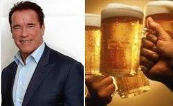 Шварценеггер снялся в шутливой рекламе пива за 3 миллиона долларов