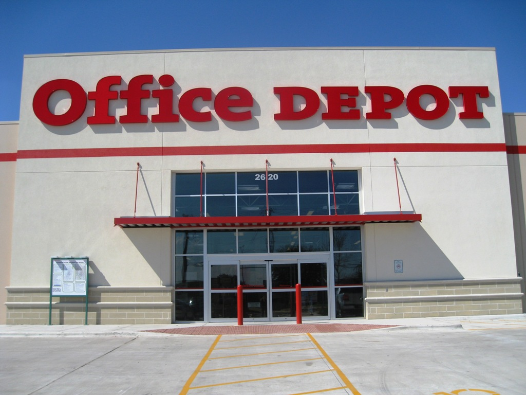 home depot incorporated and lowes market report