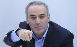 Гарри Каспаров поборется за пост президента ФИДЕ