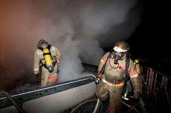 В Фергане Узбекистана сгорел ресторан «Тантана»