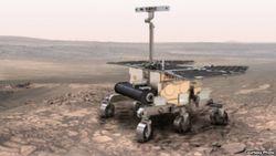 Кризис в Украине подрывает российско-европейский марсианский проект ExoMars