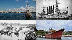 В Донузлав потоплен четвертый корабль