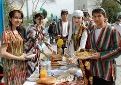 В столице Узбекистана начинаются праздничные мероприятия Навруз