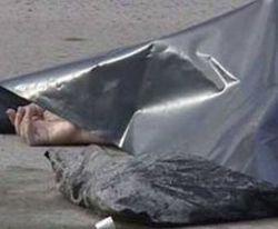 В реке под Славянском нашли еще один обезображенный труп