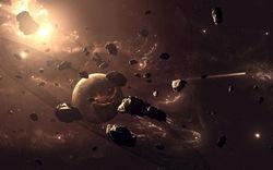 600 метровый астероид обнаружен между Марсом и Юпитером – угрозы