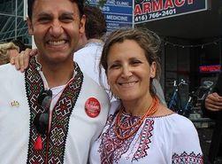 МИД Канады возглавила украинка