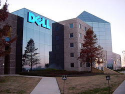 Dell Inc обогнала обогнала Samsung по объему продаж мониторов