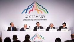 G7 ищет альтернативу российским энергоносителям