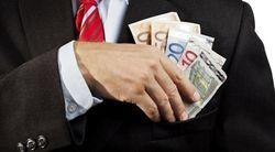 Украину поставили на 7 место в мире по уровню коррупции