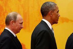 Cостоялся разговор по телефону Обамы с Путиным
