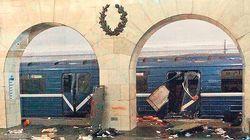 После взрыва в петербургском метрополитене
