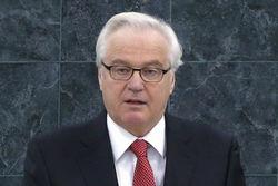 Чуркин напомнил Западу о грубом вмешательстве в дела Ирака и Ливии