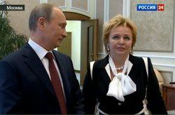 Бывшая жена Путина сменила фамилию – СМИ
