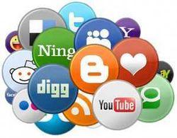25 популярных в Интернете соцсетей Беларуси