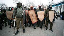 «Правый сектор» пообещал разблокировать улицу Грушевского в Киеве