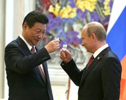 Путин не сможет диктовать свои условия Китаю – Boomberg