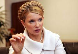 """Тимошенко назвала переговоры властей и оппозиции """"троллингом"""""""