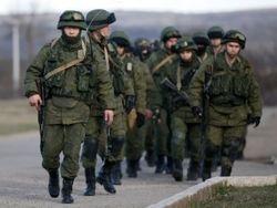Русских оккупантов в Крыму с каждым часом все больше – Генштаб ВС Украины
