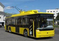 """Троллейбусы """"Богдан"""" покатили в Европу"""
