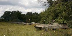 Боевики ЛНР объявили об отводе вооружения