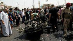 От взрыва на рынке в Багдаде погибло более 60 человек