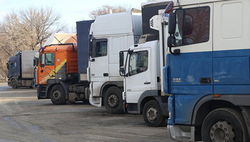Ограничения Кремля могут остановить транзит украинских товаров через РФ