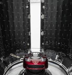 Tesla Roadster полетит на Марс