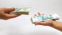 Рекордное падение курса рубля к евро объясняют ситуацией в Украине