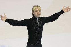 Евгений Плющенко снялся с соревнований Сочи-2014 из-за травмы