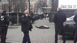 Убийство Дениса Вороненкова в Киеве