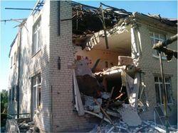В Луганске – подозрительное затишье в ночь на 27 июл