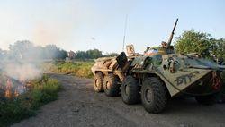 Аваков: первые бойцы АТО вышли из окружения в Иловайске
