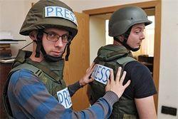 Террористы с представителями российских СМИ продолжают провокации