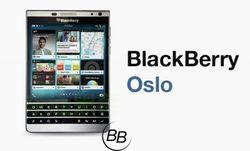 BlackBerry работает над смартфоном с квадратным экраном
