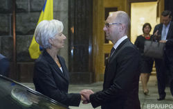 Украина не выживет без денег МВФ