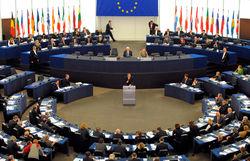 Европарламент проголосовал за отключение России от SWIFT