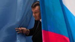 Янукович нашел защиту в России
