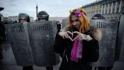 """Забастовка избирателей"" в Москве"