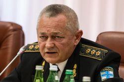 Украинская армия выйдет из Крыма со штатным оружием – Тенюх