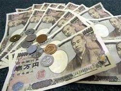 Курс доллара снизился на 0,4% к иене на Форексе