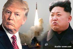 Псих с ядерным чемоданчиком – Трамп о Ким Чен Ыне