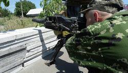 Бойцы АТО выгнали боевиков из двух приграничных сел