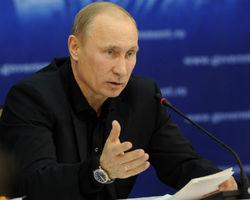 Путин потребовал улучшить бизнес-климат в РФ на фоне санкций США и ЕС