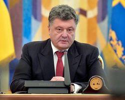 Порошенко разъяснил лидерам фракций Рады законопроекты по мирному плану