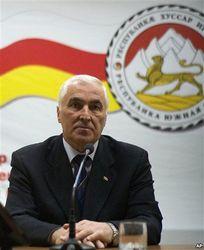 Непризнанная Южная Осетия готова признать Луганскую республику