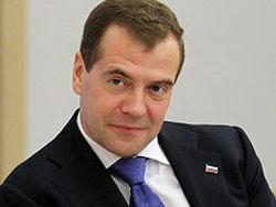 Старый-новый премьер-министр РФ Дмитрий Медведев