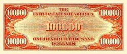 В Казахстане грабители отобрали у автослесаря две купюры номиналом в 100 тысяч долларов