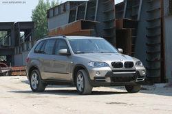Автоворы в Харькове охотятся на кроссоверы BMW